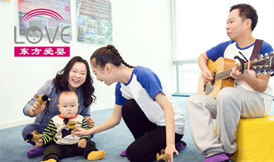 东方爱婴朋友圈广告